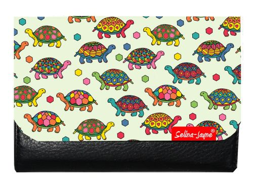 Selina-Jayne Tortoise Limited Edition Designer Small Purse